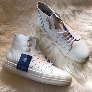 NWT Women's K-Swiss High Top Sneakers Size 10Boutique, used for sale
